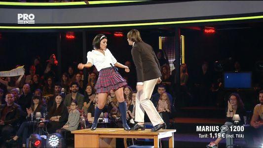 Uite cine danseaza 2017: Marius si Olesea - Salsa