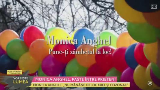 Monica Anghel - Pune-ti zambetul la loc