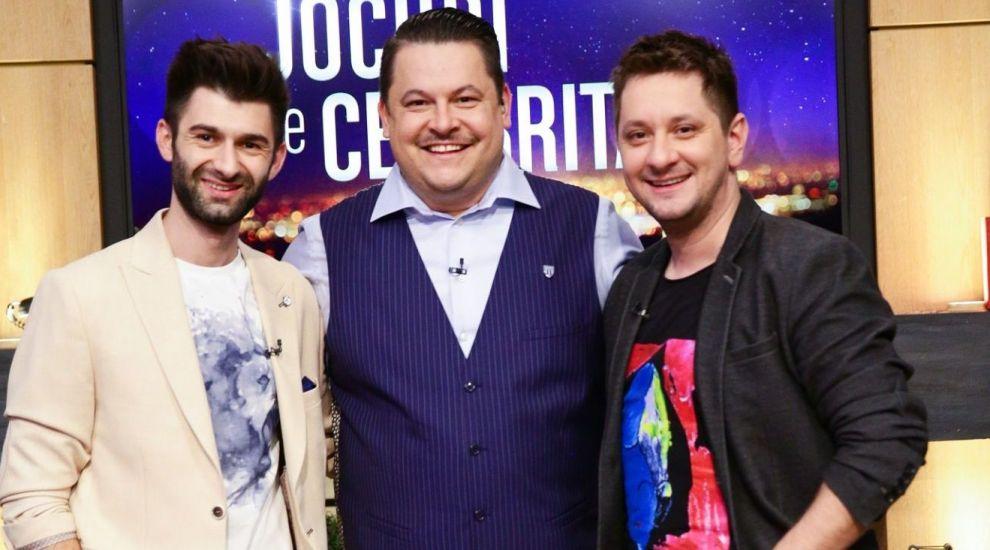 Corina Danila, Catalin Neamtu, Natasa Rad si Dan Badea aduc umorul la Jocuri de celebritate