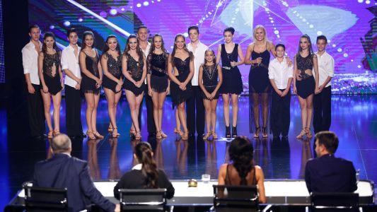 Romanii au Talent 2017: Ienei Exclusive pentru Andreas - moment de muzica si dans sportiv