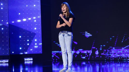 Romanii au Talent 2017: Crina Cristurean - Interpreteaza Nessun Dorma