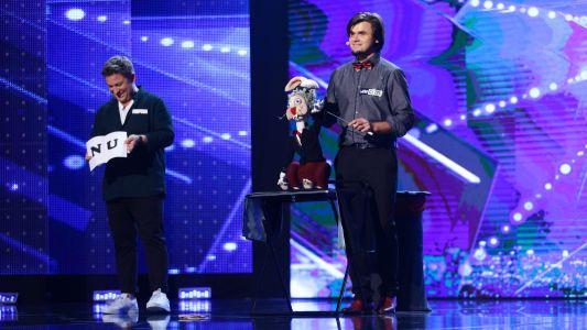 Romanii au talent 2017: Florin Suciu-Buh - Artist ventriloc