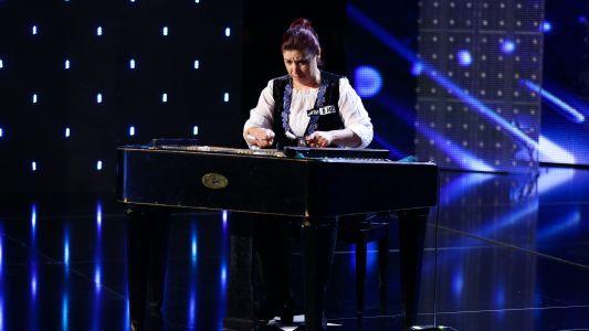 Romanii au talent 2017: Nicoleta Tudorache - Canta la tambal