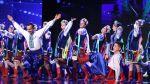 Romanii au talent 2017: Ansamblul Kozaciok - Moment de dans ucrainian