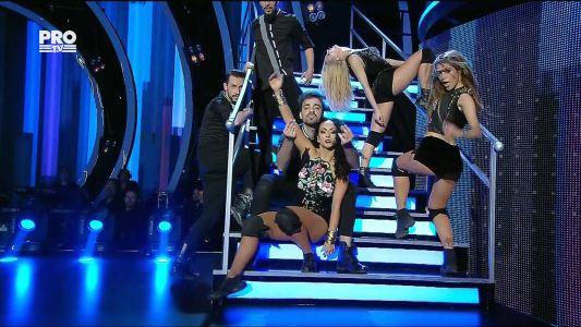 Uite cine danseaza 2017: Liviu si Marica - Reggaeton