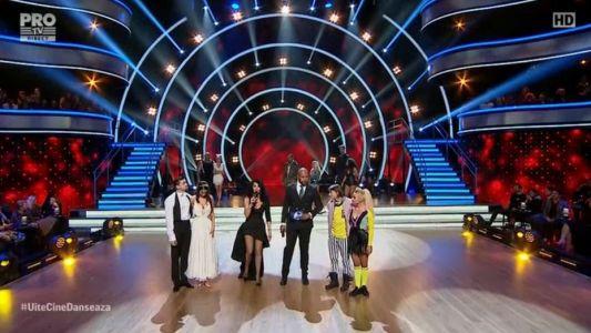 Uite cine danseaza 2017 - Decizie: Anca Sina Serea a parasit competitia