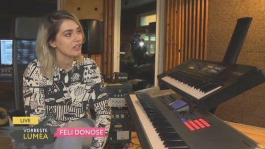 Feli Donose, cu emotie despre mama