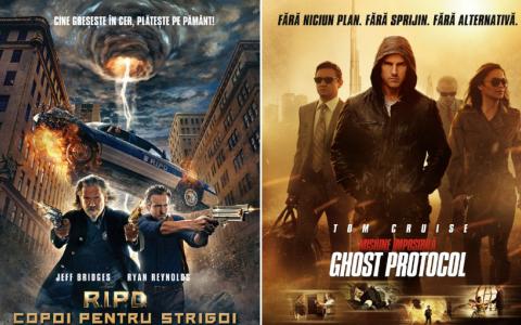 Filme de weekend: astazi, Misiune imposibila: Protocolul fantoma, de la 20:30