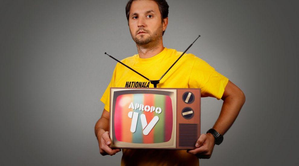 Costi Dita si Razvan Exarhu, jurat MasterChef, vin duminica la Apropo TV!