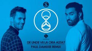 """Paul Damixie a realizat un super remix pentru hit-ul lui Smiley - """"De unde vii la ora asta?"""""""