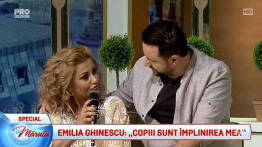 """Emilia Ghinescu: """"Copiii sunt implinirea mea"""""""
