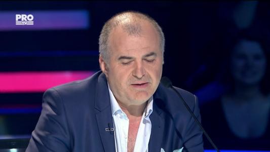 """Florin Calinescu le-a aratat tuturor """"patratelele"""" lui"""