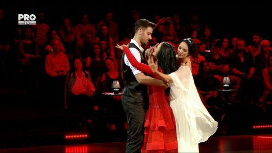 Uite cine danseaza 2017: Liviu si Marica & Andreea Marin - Vals
