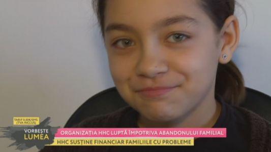 Organizatia HHC lupta impotriva abandonului familial