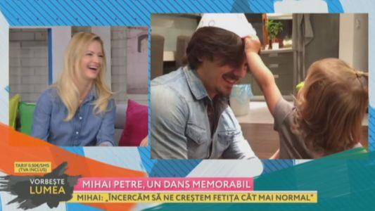 Mihai Petre, un dans memorabil