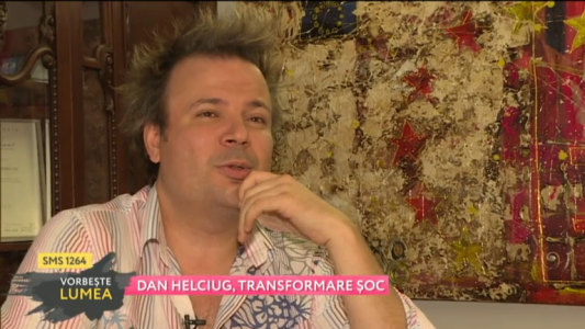 Dan Helciug, transformare soc