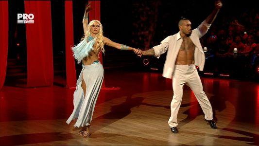 Uite cine danseaza 2017: Alex Velea si Ecaterina Dosan - Fusion