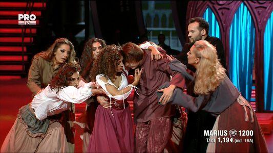 Uite cine danseaza 2017: Marius Manole si Olesea Micula - Musical