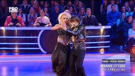 Uite cine danseaza 2017: Marius Manole si Olesea Micula - Fusion