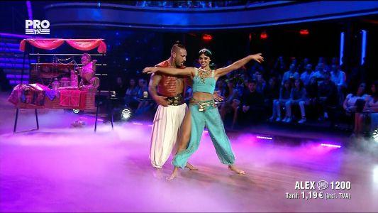 Uite cine danseaza 2017: Alex Velea si Ecaterina Dosan - Musical