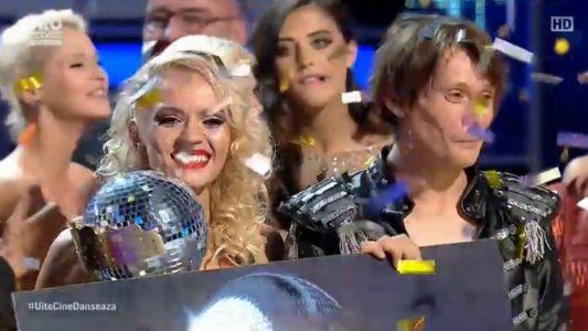 Uite cine danseaza 2017: Marius Manole si Olesea Nespeac sunt marii castigatori ai primului sezon!