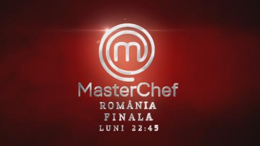 Masterchef –MAREA FINALA – luni, de la 22:45 la ProTV
