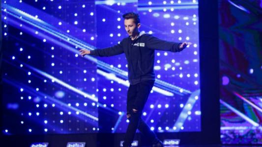 Romanii au talent 2017: Stefan Orheanu - Dans irlandez