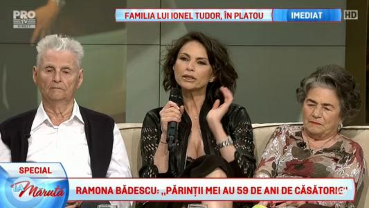 Ramona Badescu ne prezinta parintii