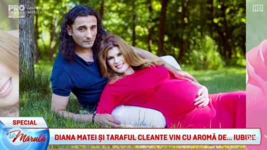 Diana Matei si Taraful Cleante vin cu aroma de...iubire
