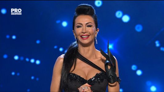Mihaela Radulescu a stralucit pe scena Romanii au talent in Semifinala trei