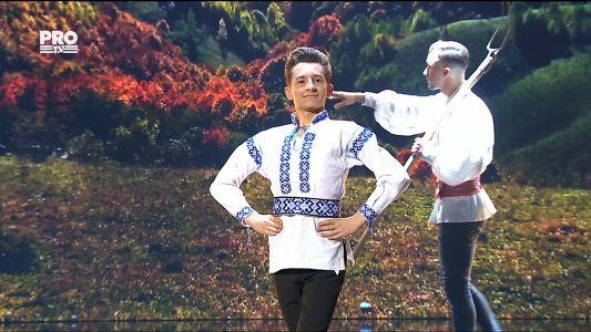 Romanii au talent 2017 - Semifinala 3: Stefan Orheanu - Moment de dans irlandez