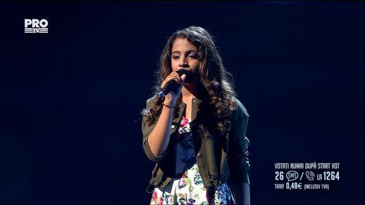 Romanii au talent 2017 - Semifinala 3: Doinita Ionita - Interpreteaza piesa Oh Mother