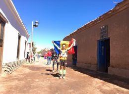 Un pompier din Botosani a alergat pentru copiii cu autism la ultramaratonul Sahara Race. Locul ocupat de Iulian Rotariu