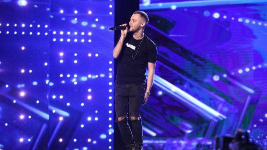 Romanii au talent 2017: Dumitru Mardari - Moment de rap