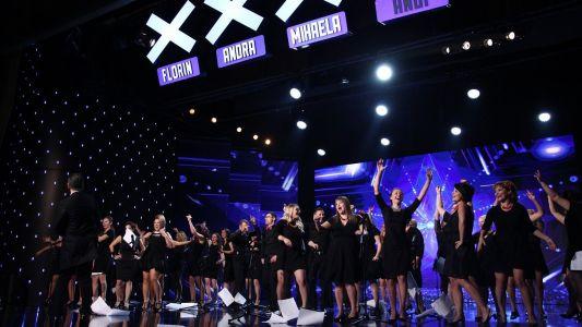 Romanii au Talent 2017: Corul Union Stars - moment muzical
