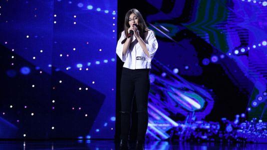 Romanii au talent 2017: Miruna Dascalu - moment muzical