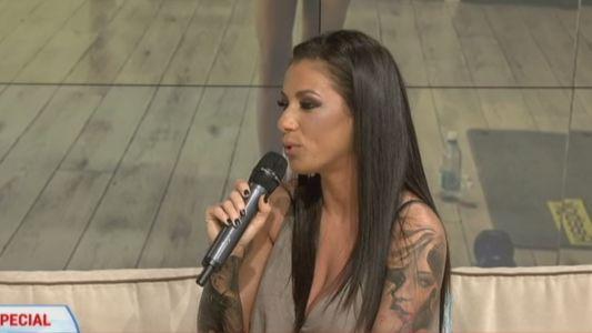 Roxana Vancea are un nou tatuaj