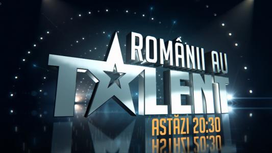 Au ce trebuie pentru a pune in scena cel mai tare blockbuster LIVE. Romanii au talent astazi, de la 20:30 la Pro TV. Eroii cuceresc Romania!
