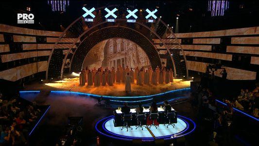 Romanii au talent 2017 - Semifinala 4: Unison Stars - Moment muzical