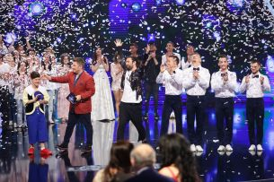 Beniamin Dumbravan si Aeros continua lupta pentru marele premiu la Romanii au talent!