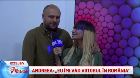 "Andreea Antonescu: ""As vrea sa infiez un baietel"""