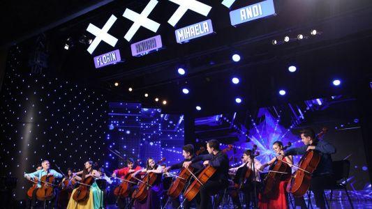 Romanii au talent 2017: Ansamblul Violoncellissimo - Moment muzical