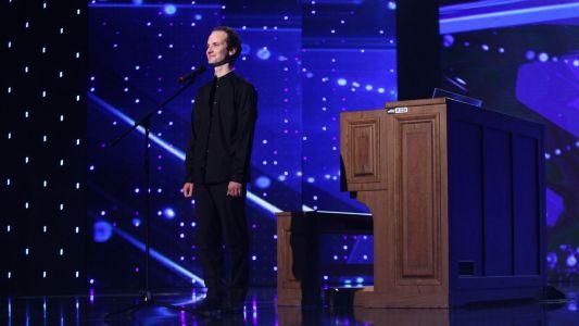 Romanii au talent 2017: Eduard Antal - Canta la orga cu pedalier
