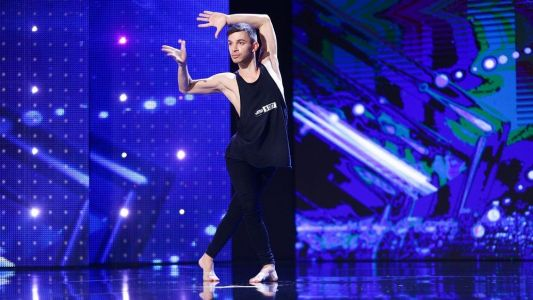 Romanii au talent 2017: Silviu Daniel Mititelu - Dans contemporan