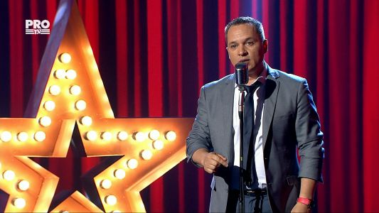 Romanii au talent 2017 - Semifinala 5: Tibi Neuronu' - Stand-up comedy
