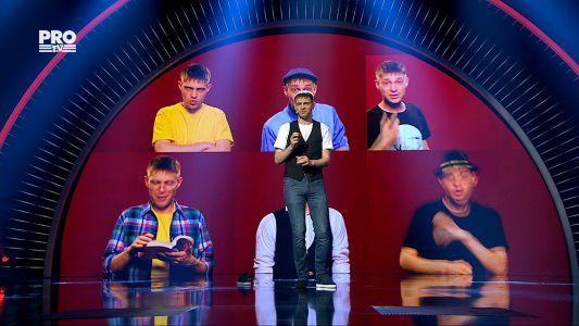 Romanii au talent 2017 - Semifinala 5: Stanislav Binikovschi - Beatbox