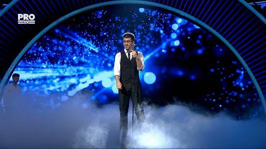 Romanii au talent 2017 - Semifinala 5: Petru Calinescu - Interpreteaza piesa Always On My Mind