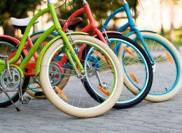 Bicicleta inchiriata cu cardul de calatorie, cel mai eficient mijloc de transport in Timisoara. Cum au reusit