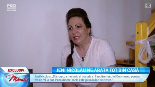 Acasa la Jeni Nicolau