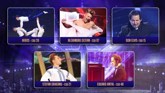 START VOT! Cinci concurenti se intrec pentru premiul de originalitate in valoare de 10 000 de euro!